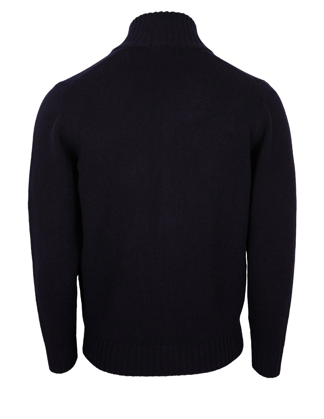 Landford Full Button Cardigan Navy