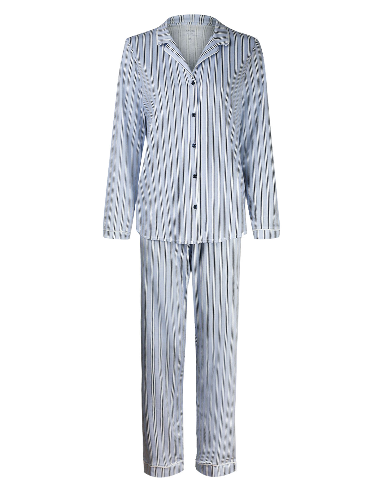 Pyjamas Sweet Dreams LtBlueStripe