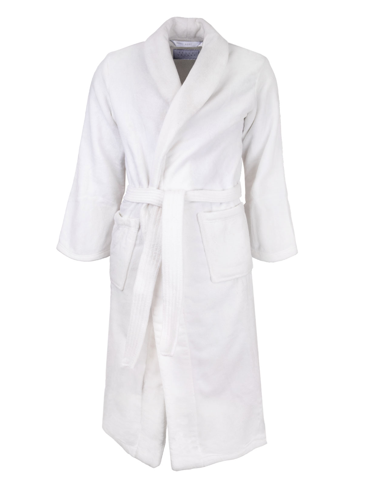 Morgonrock Torekov Gents White