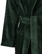 Morgonrock Torekov Gents Dark Green Stl L