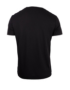 Luxury Pima Cotton Crew Neck Tee PoloBlack