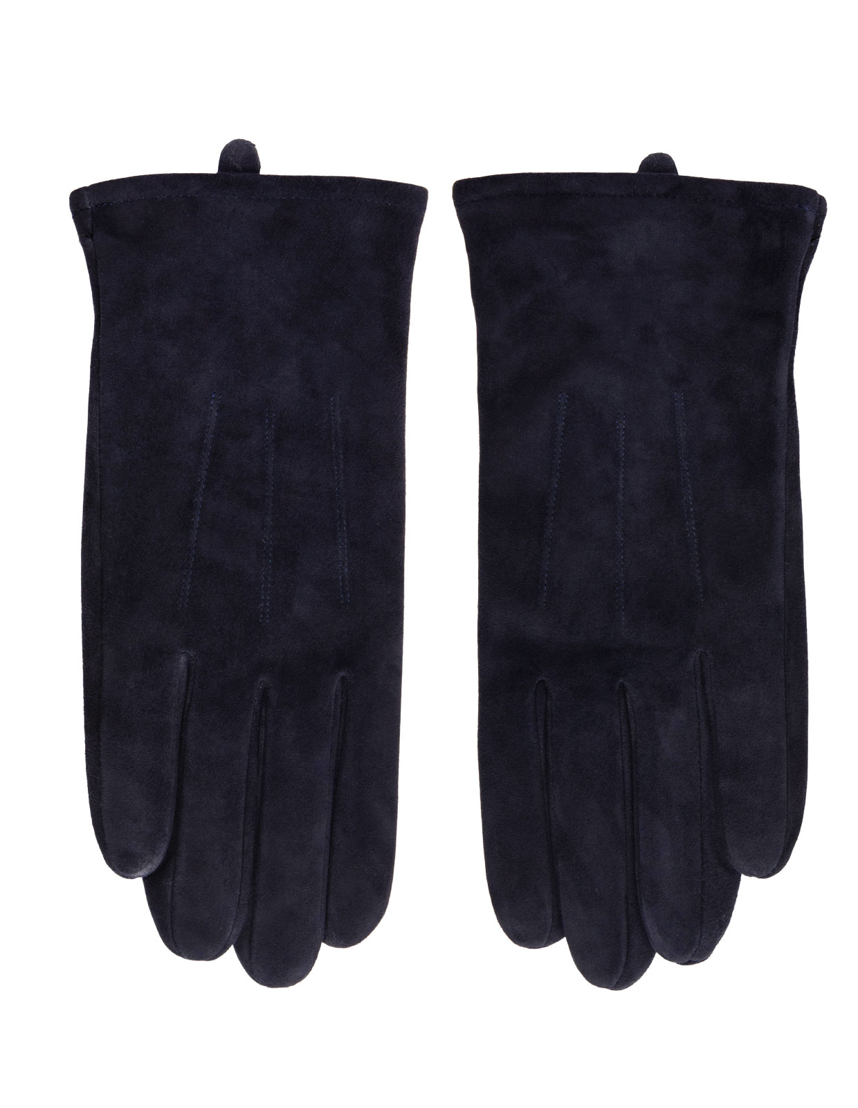 Goatsuede Gloves Navy