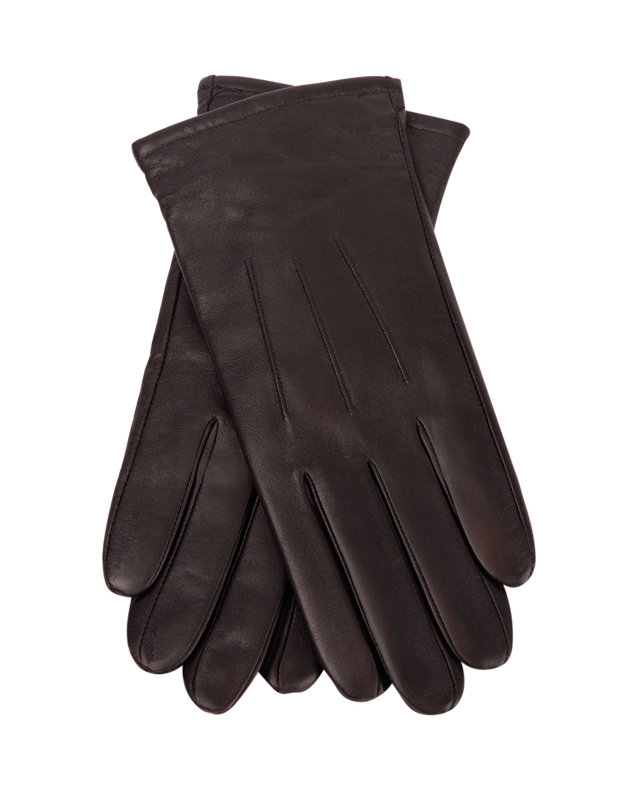 Lamb Nappa Gloves Chocolate