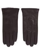 Lamb Nappa Gloves Chocolate Stl 7
