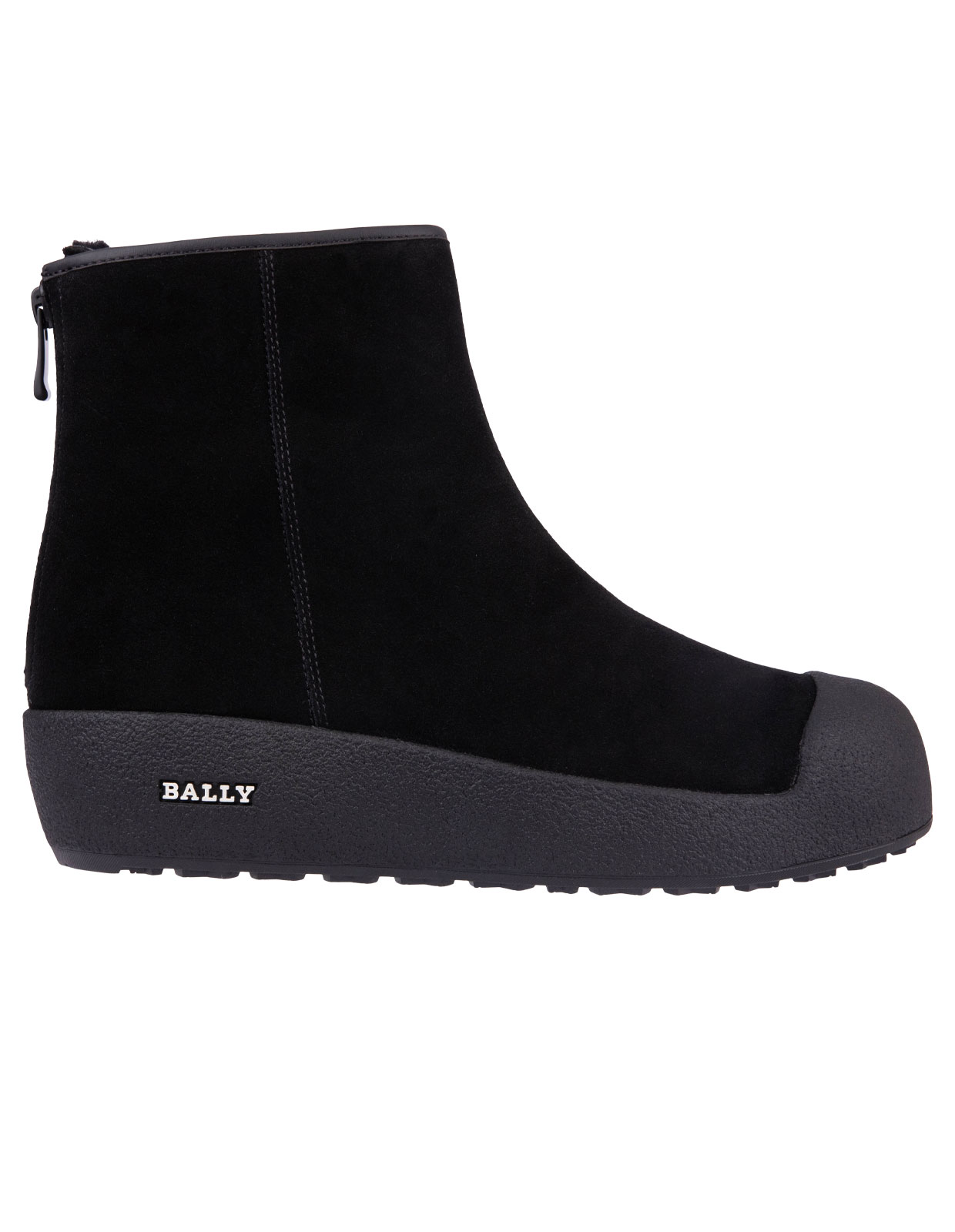 Bally curling Black