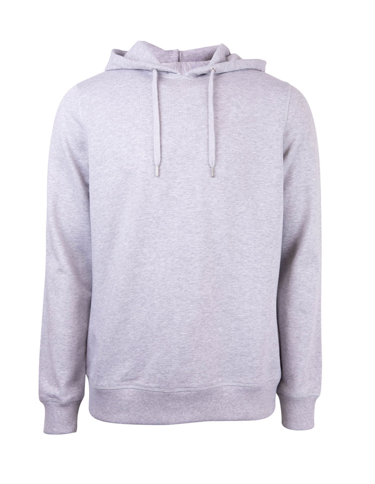 Loungewear Hoodie Cotton Grey