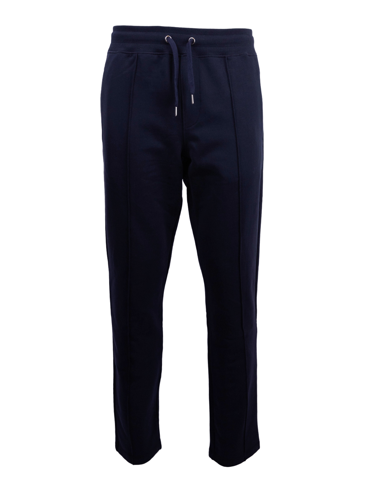 Loungewear Cotton Trousers Navy