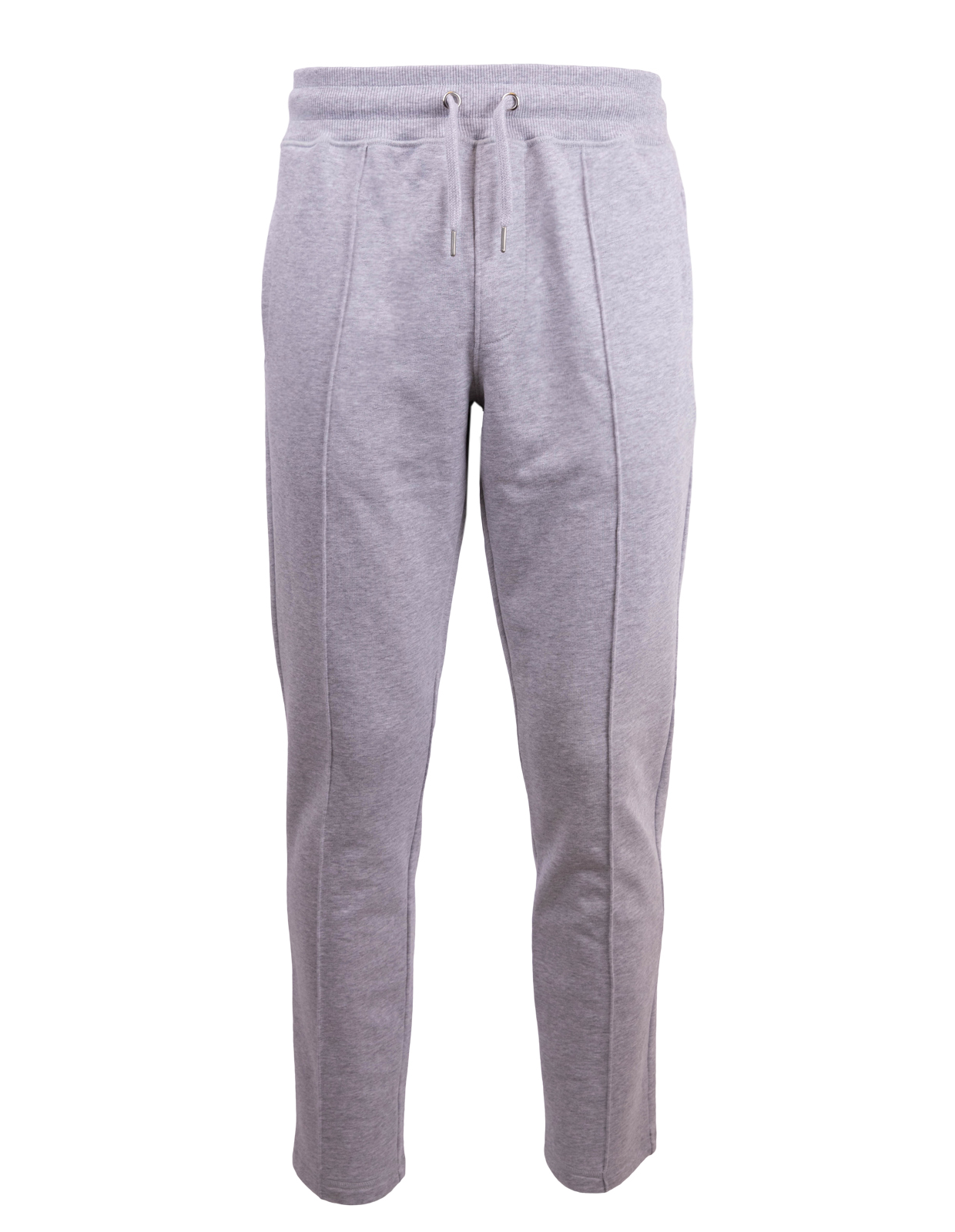 Loungewear Cotton Trousers Grey