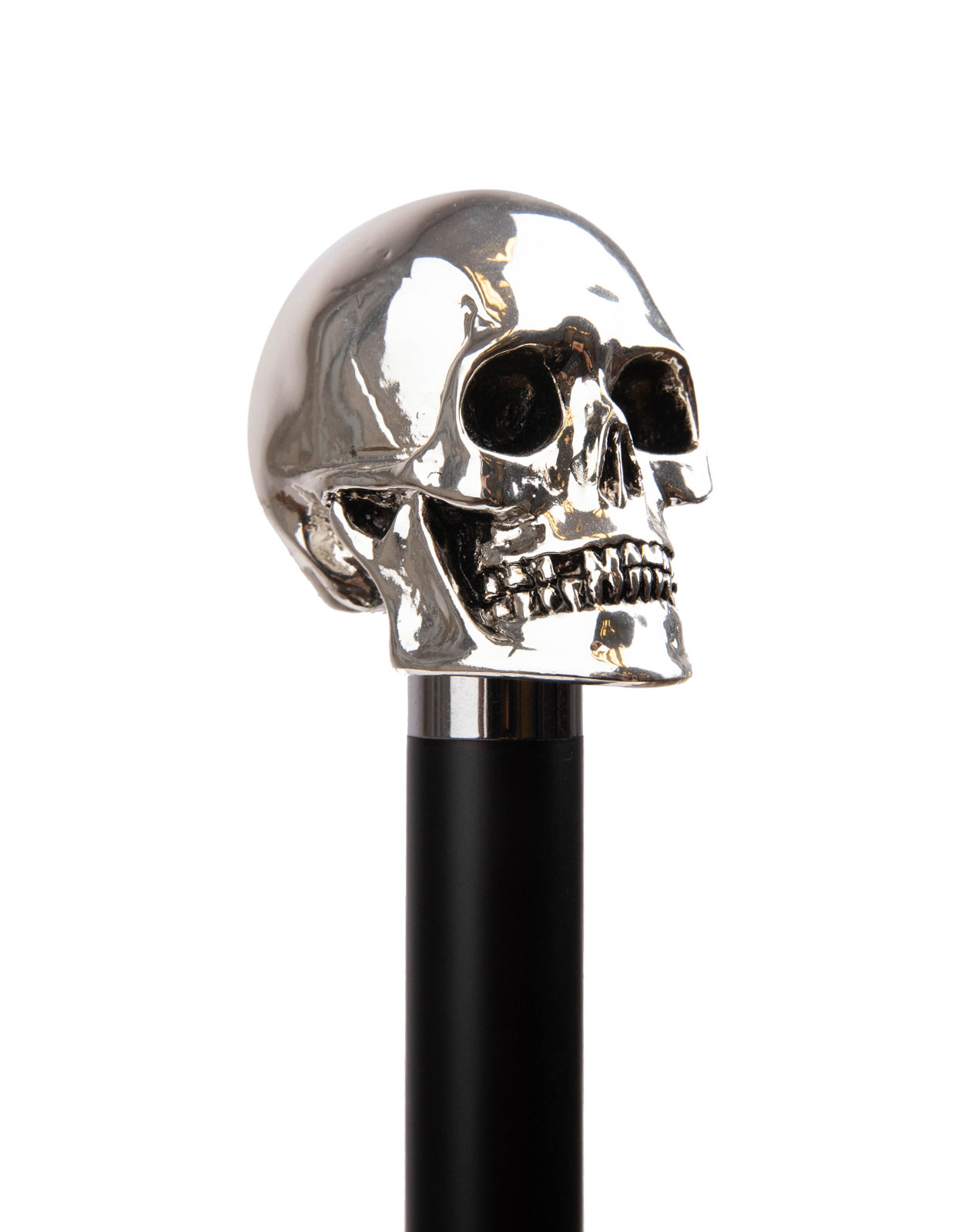 Shoehorn Rock & Roll Skull Black/Silver Stl
