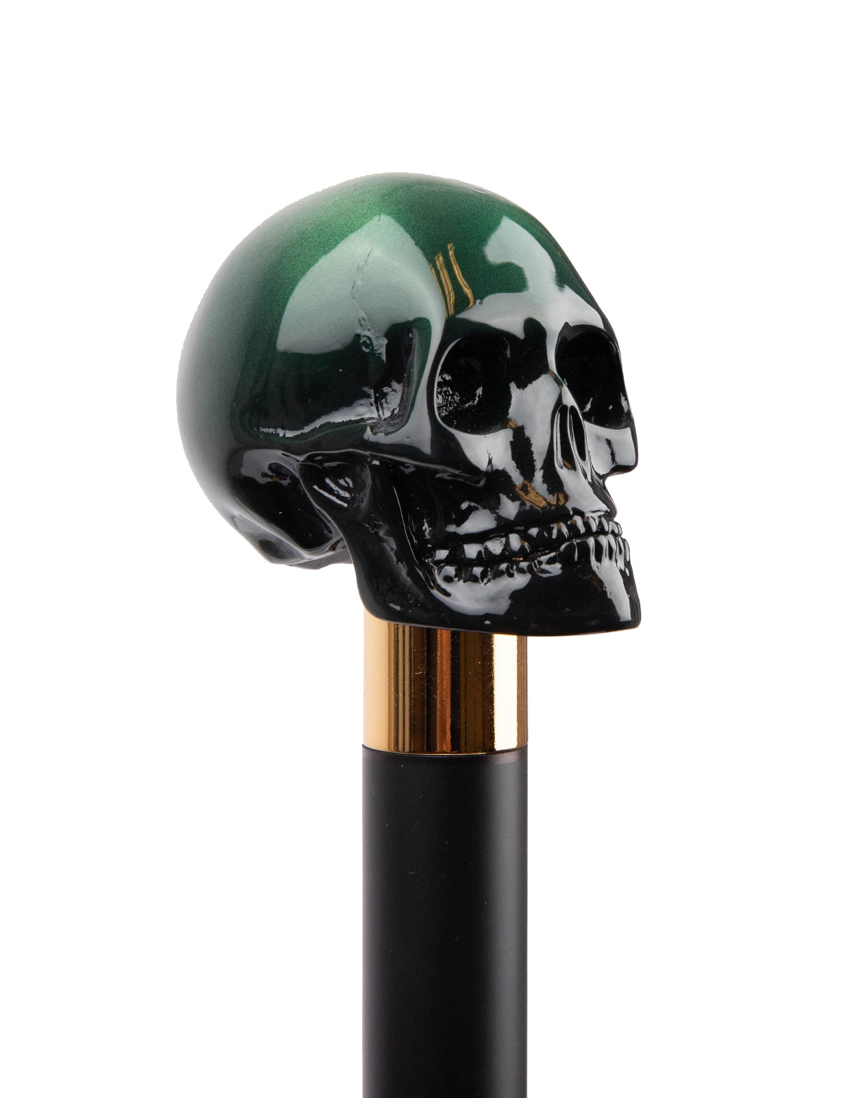 Shoehorn Rock & Roll Skull Camo/Shaded Green Stl