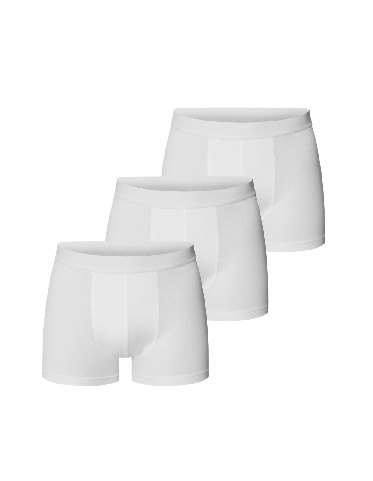 Boxer Brief 3-pack White