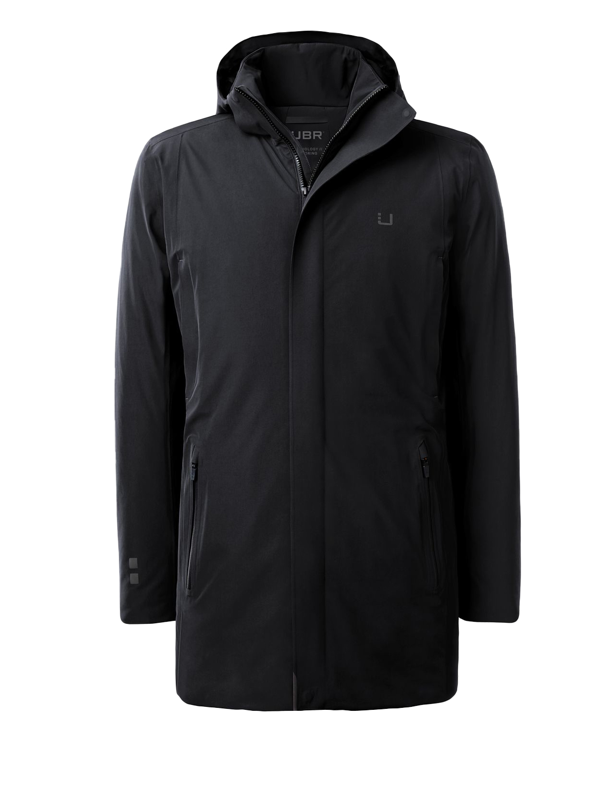 Regulator Parka Jacka Black Stl XXL