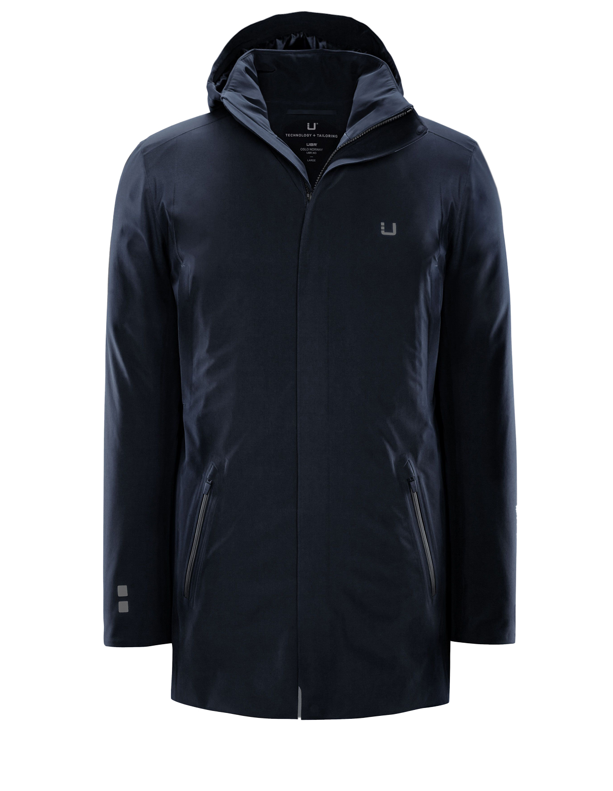 Regulator Parka Jacka Navy