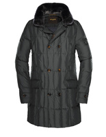 Morris KM Down jacket Bosco