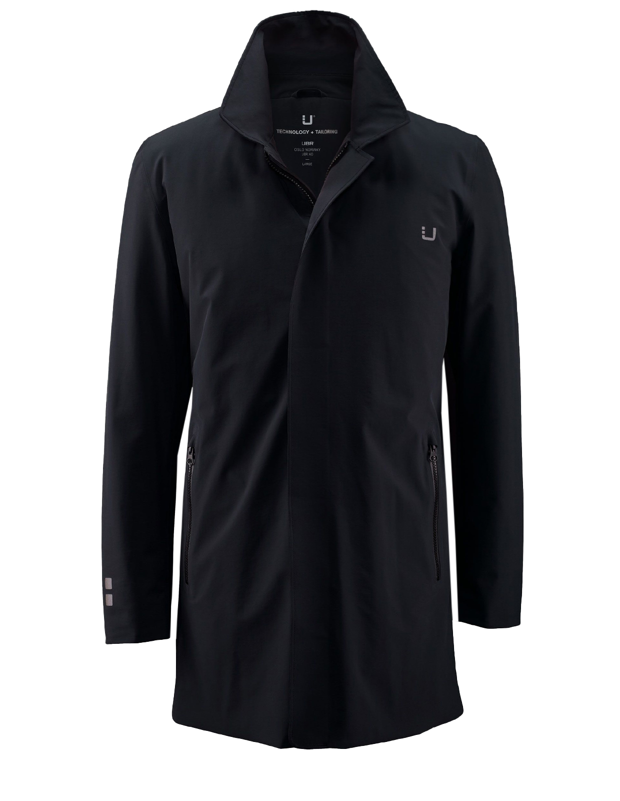 Regulator Coat Black