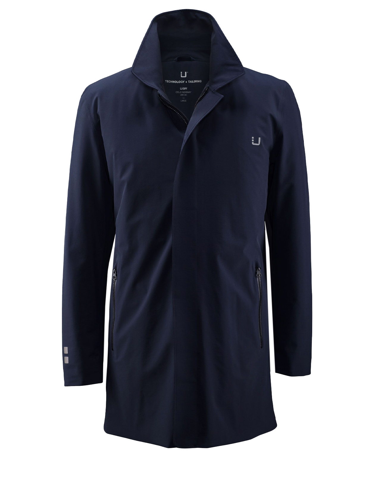 Regulator Coat Navy