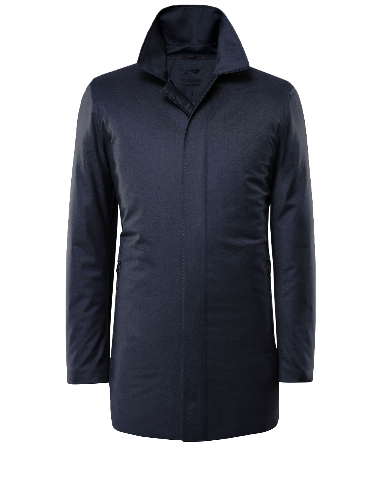 Regulator Savile Coat LTD Wool Navy