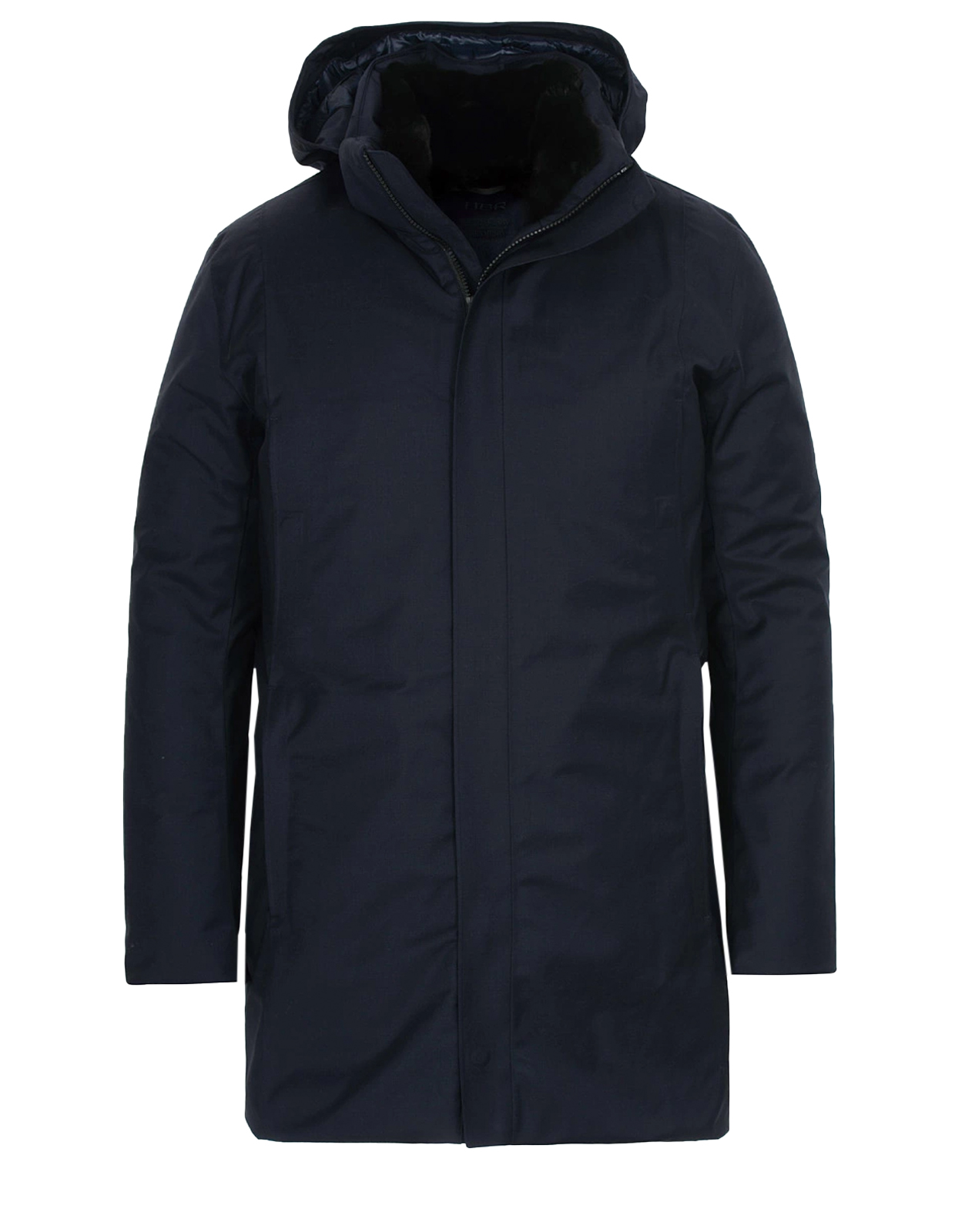Redox Savile Down Parka LTD DarkNavy
