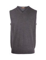 Slipover Merino Dark Grey