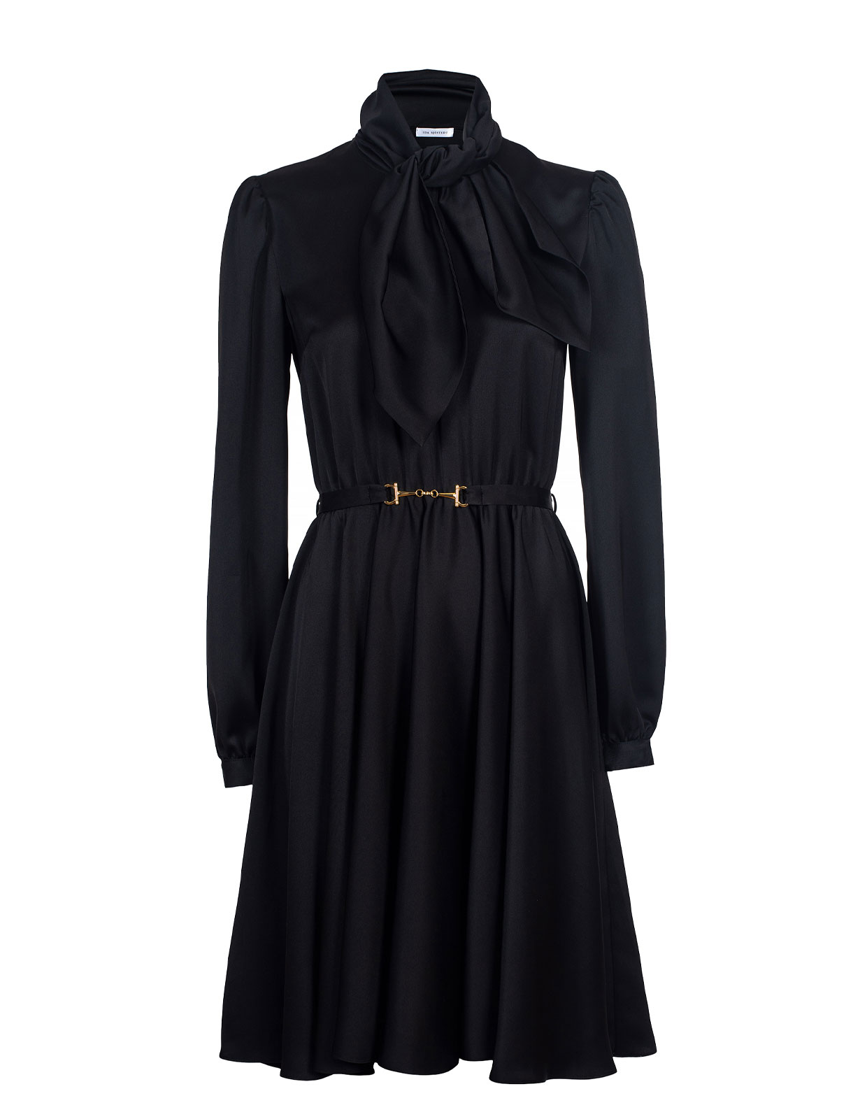 Klänning Shiver Dress Black