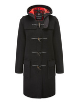 Original Duffel Coat Black/Royal Stewart