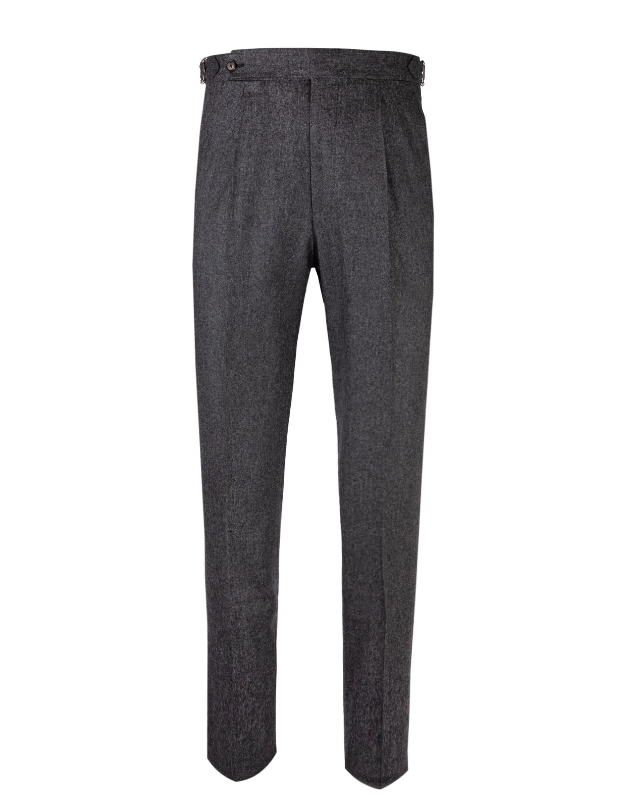 Sartorial Trouser Original Woollen Flannel Grey