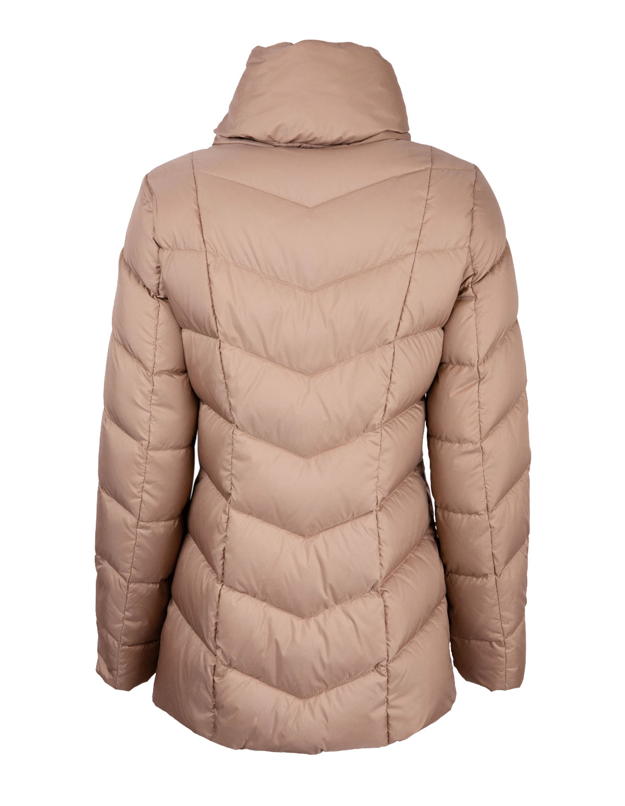 Jacka quilted Camel