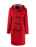 Original Duffel Coat Red/Thomas