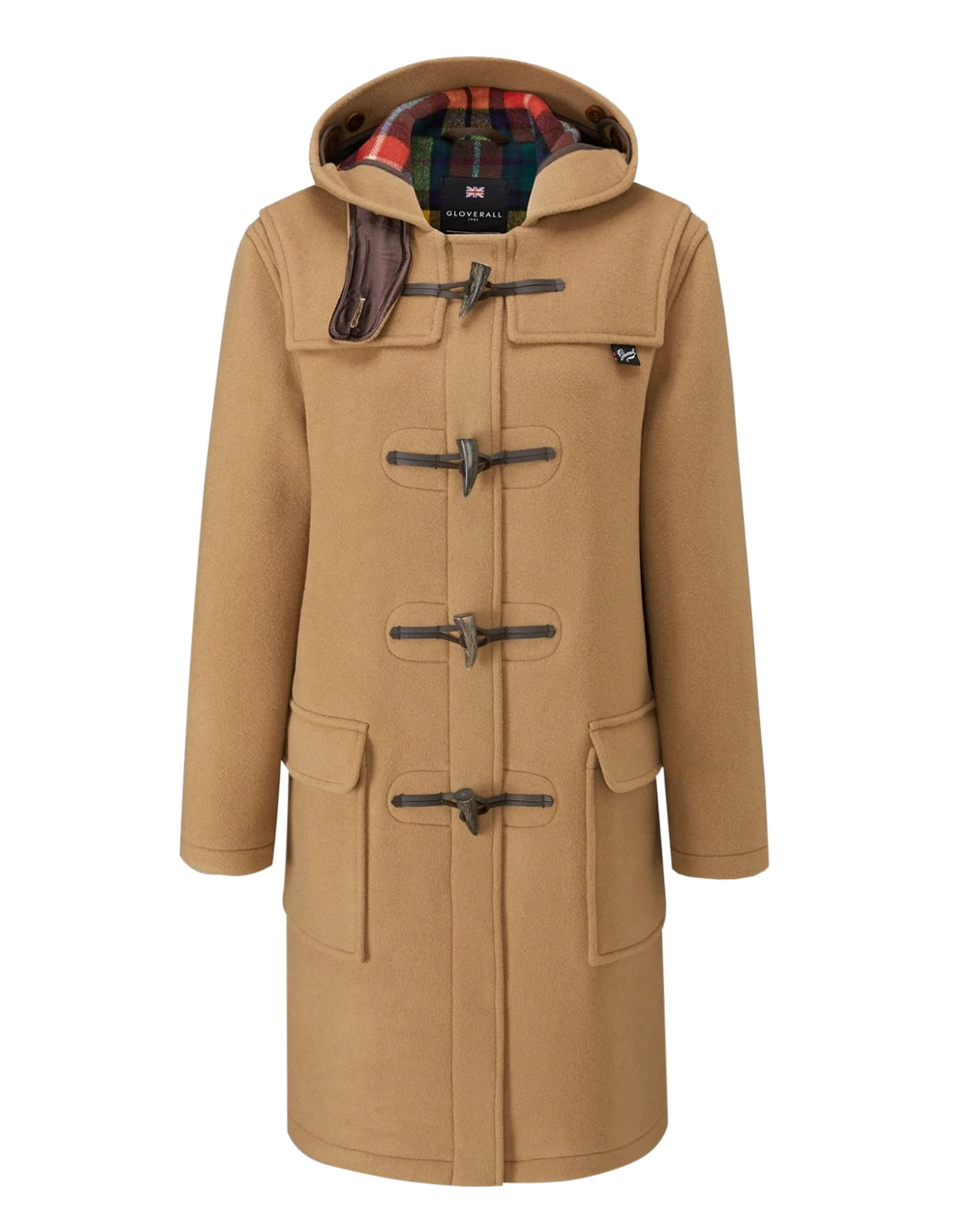 Original Duffel Coat Camel/Buchanan