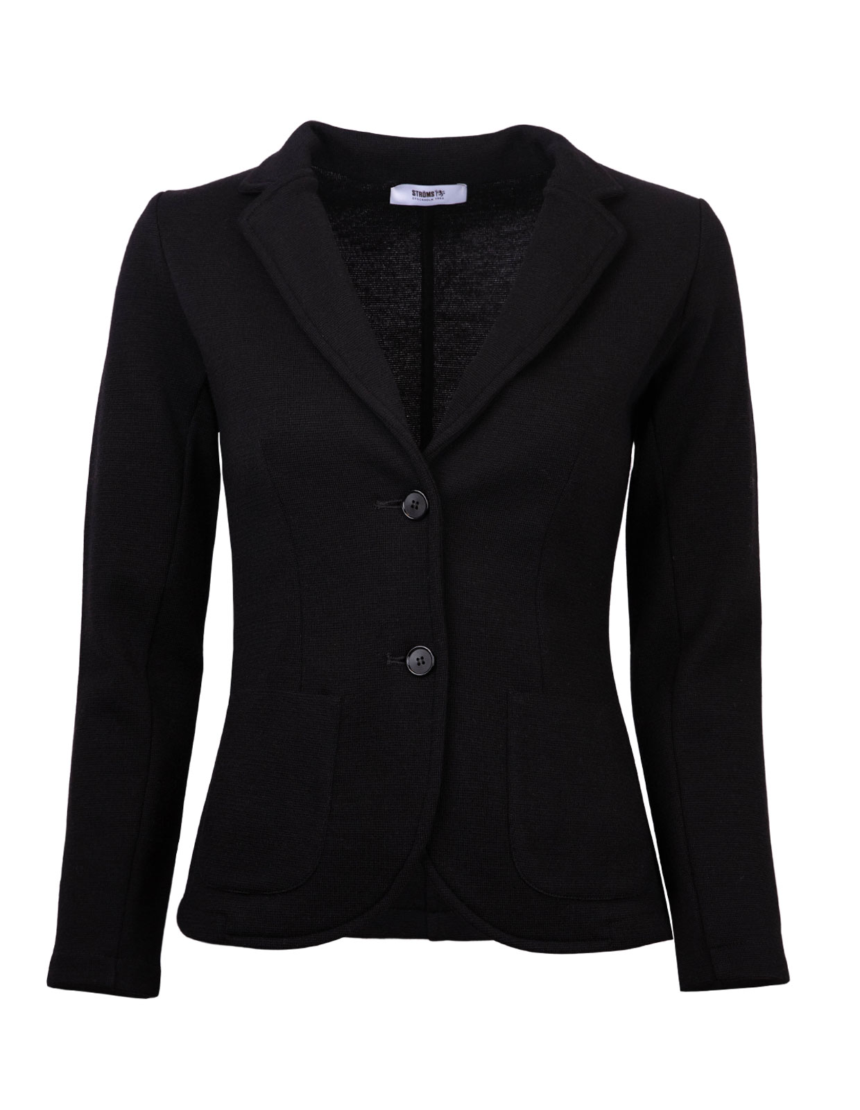 Knitted Jacket Black