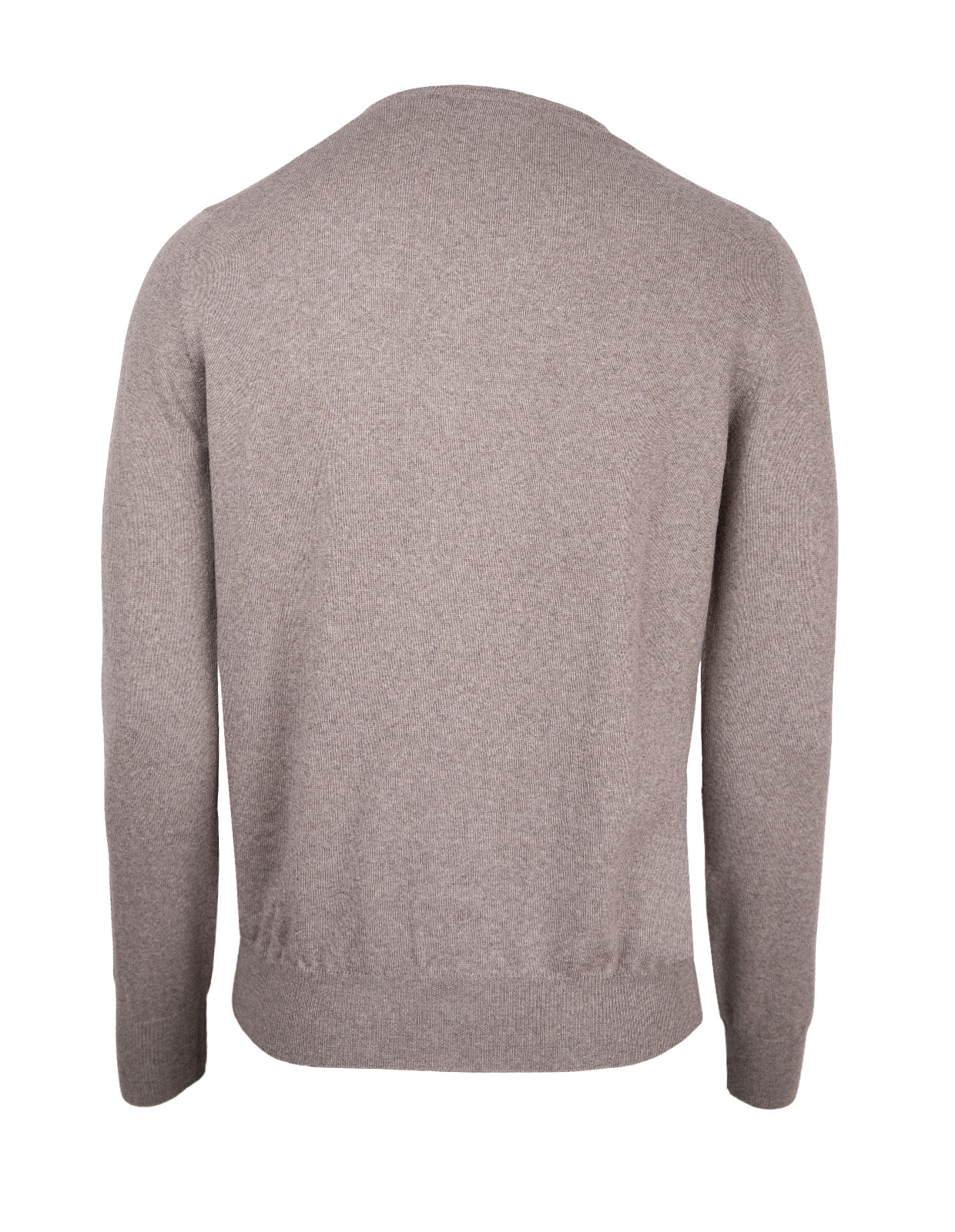 Fashion Fit Crew Neck Merino Pullover Hazel