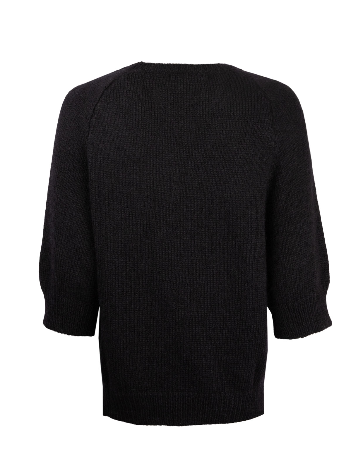 Rosie Mohair Sweater Black