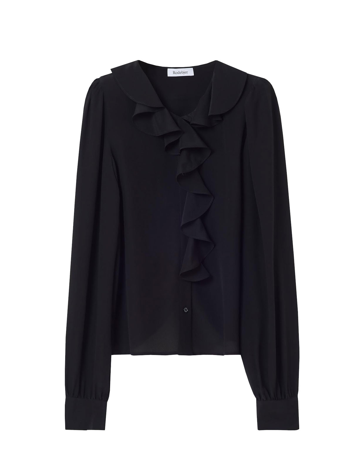 Majolie Blouse Black