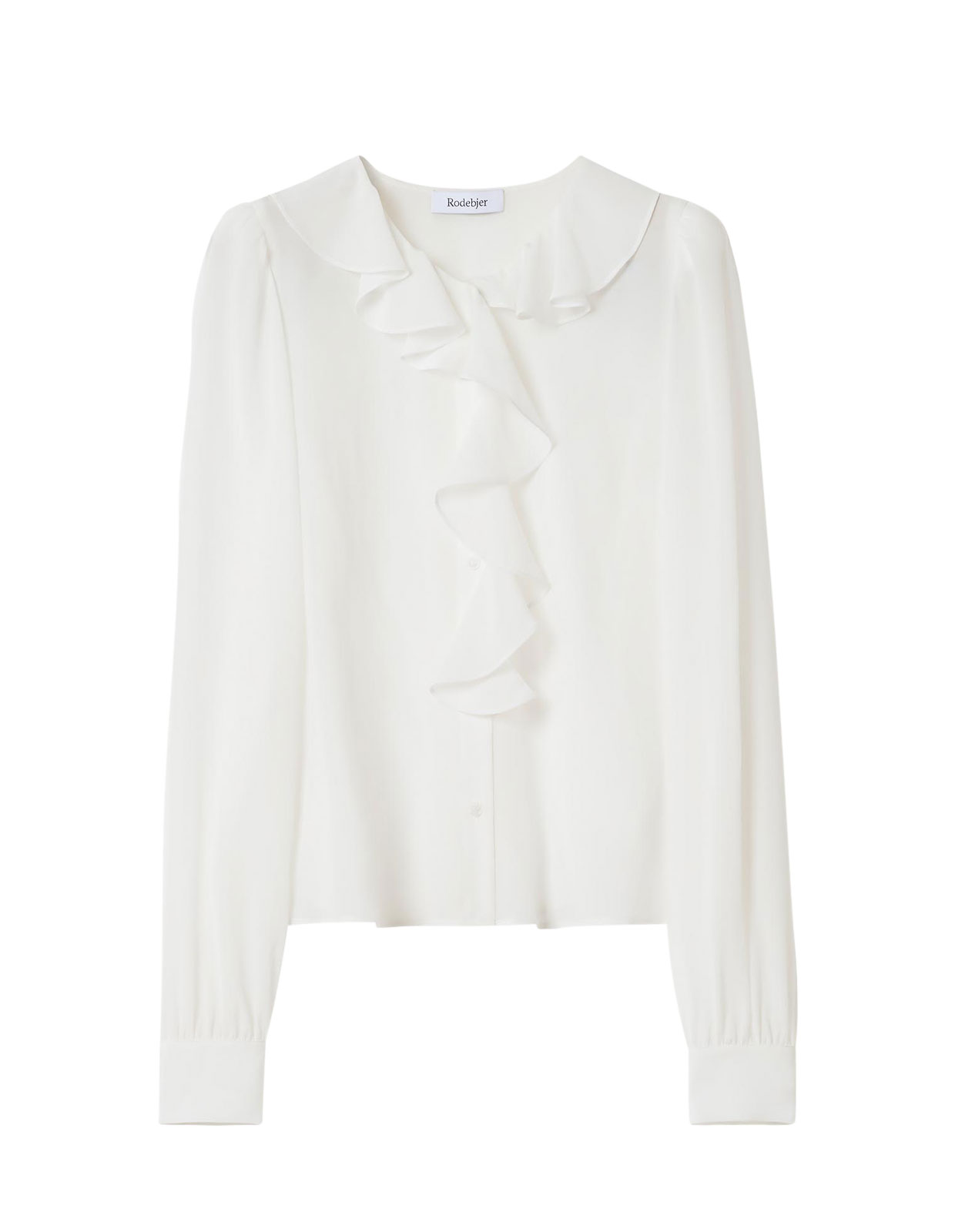 Majolie Blouse Offwhite