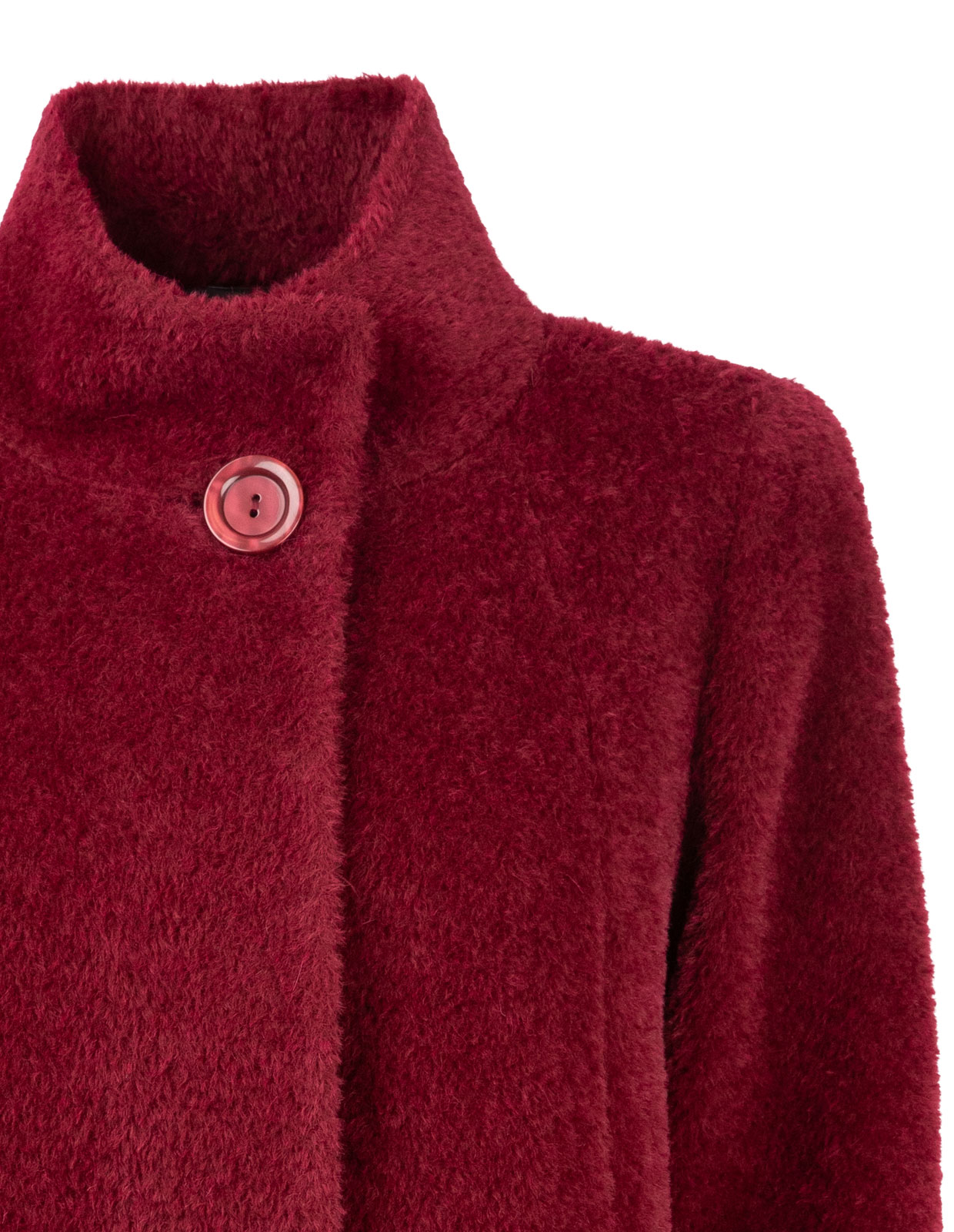 Alpacka A-Line Coat Bordeaux
