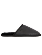 Home Slippers Black