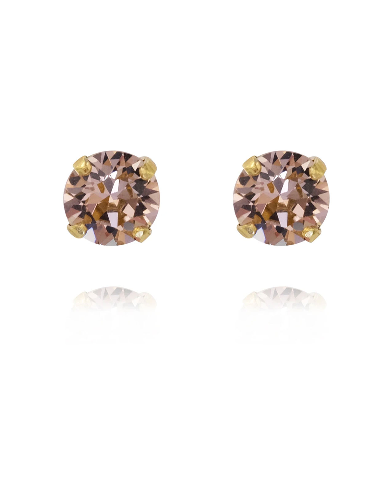 Classic Studs earring gold VintageRose