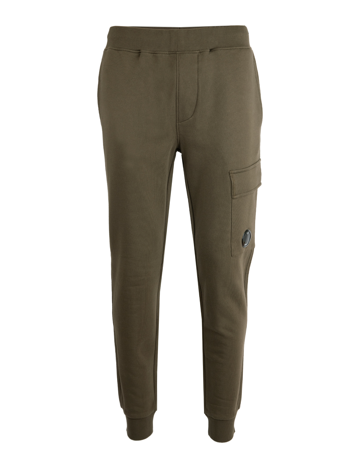 Lens Pocket Sweatpants Army