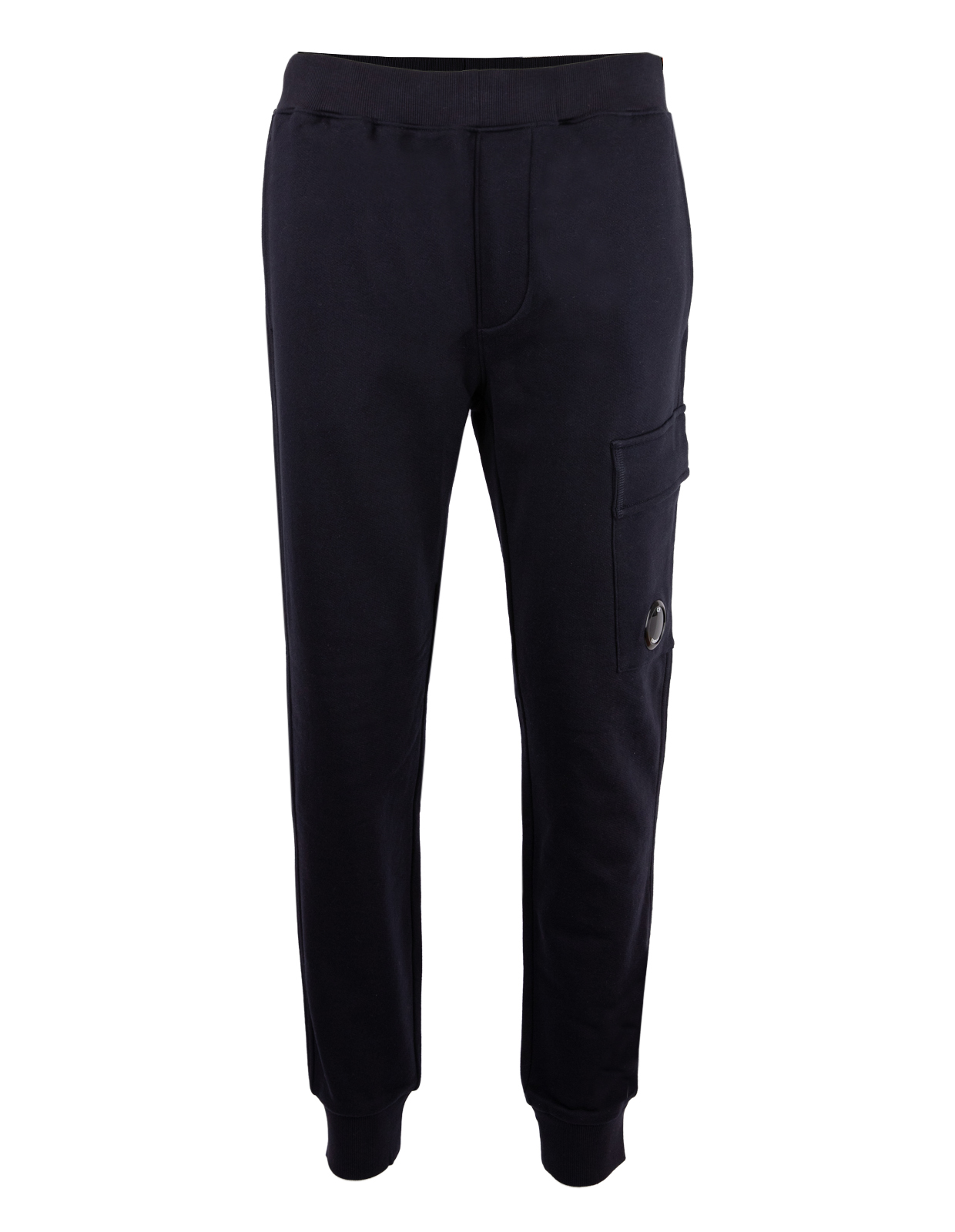 Lens Pocket Sweatpants Navy