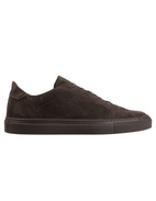 Racquet Sr Suede Sneakers Ebony Brown Stl 41
