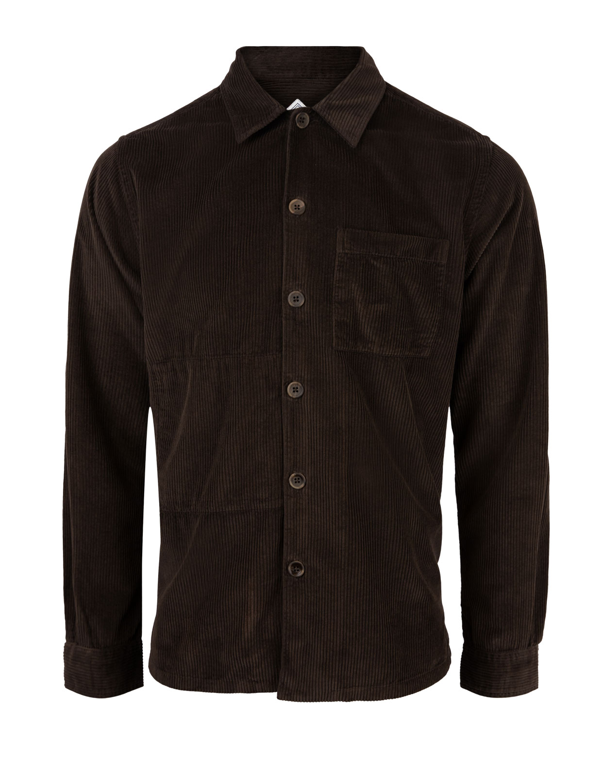 Manchester Overshirt Brown