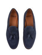 Tassel Loafers Mocka Sea
