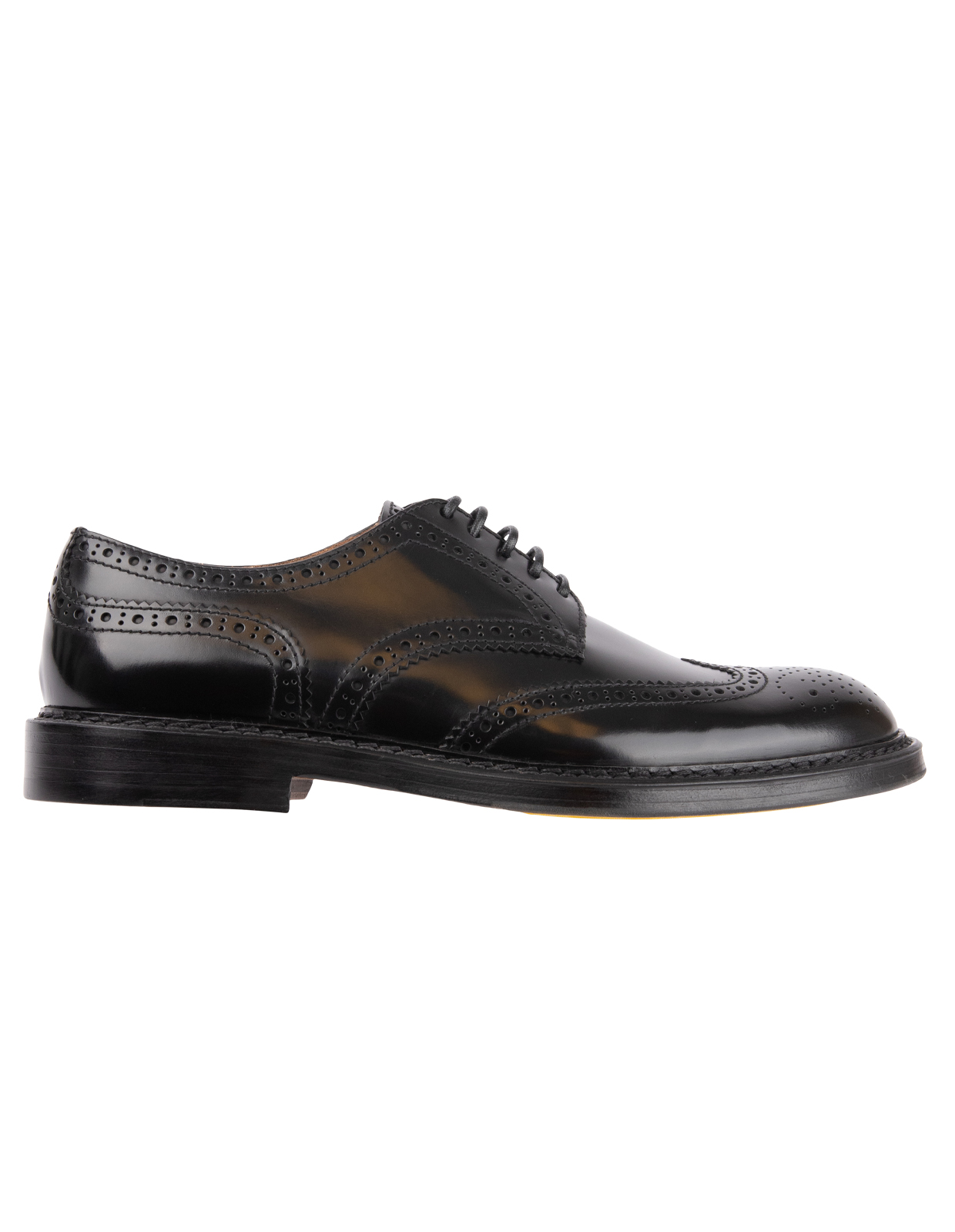 Derby Half Wing Nero