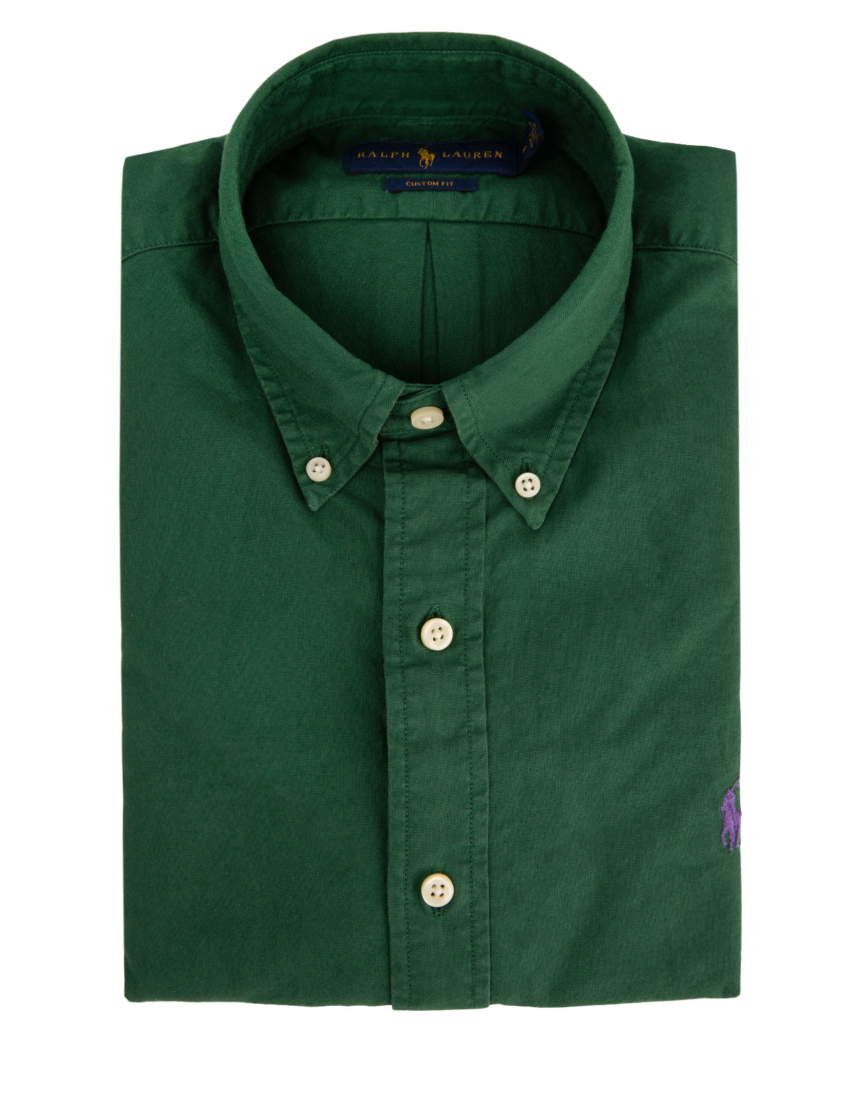 Custom Fit Oxford Shirt NewForest