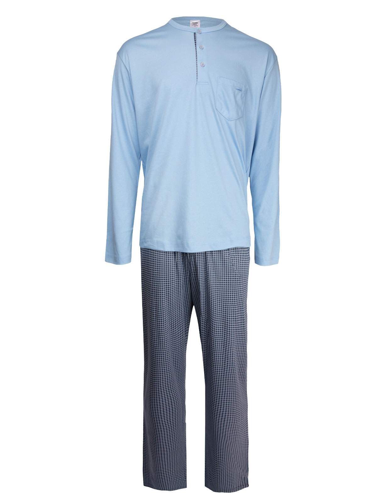 Relax Choice Pyjamas PlacidBlue