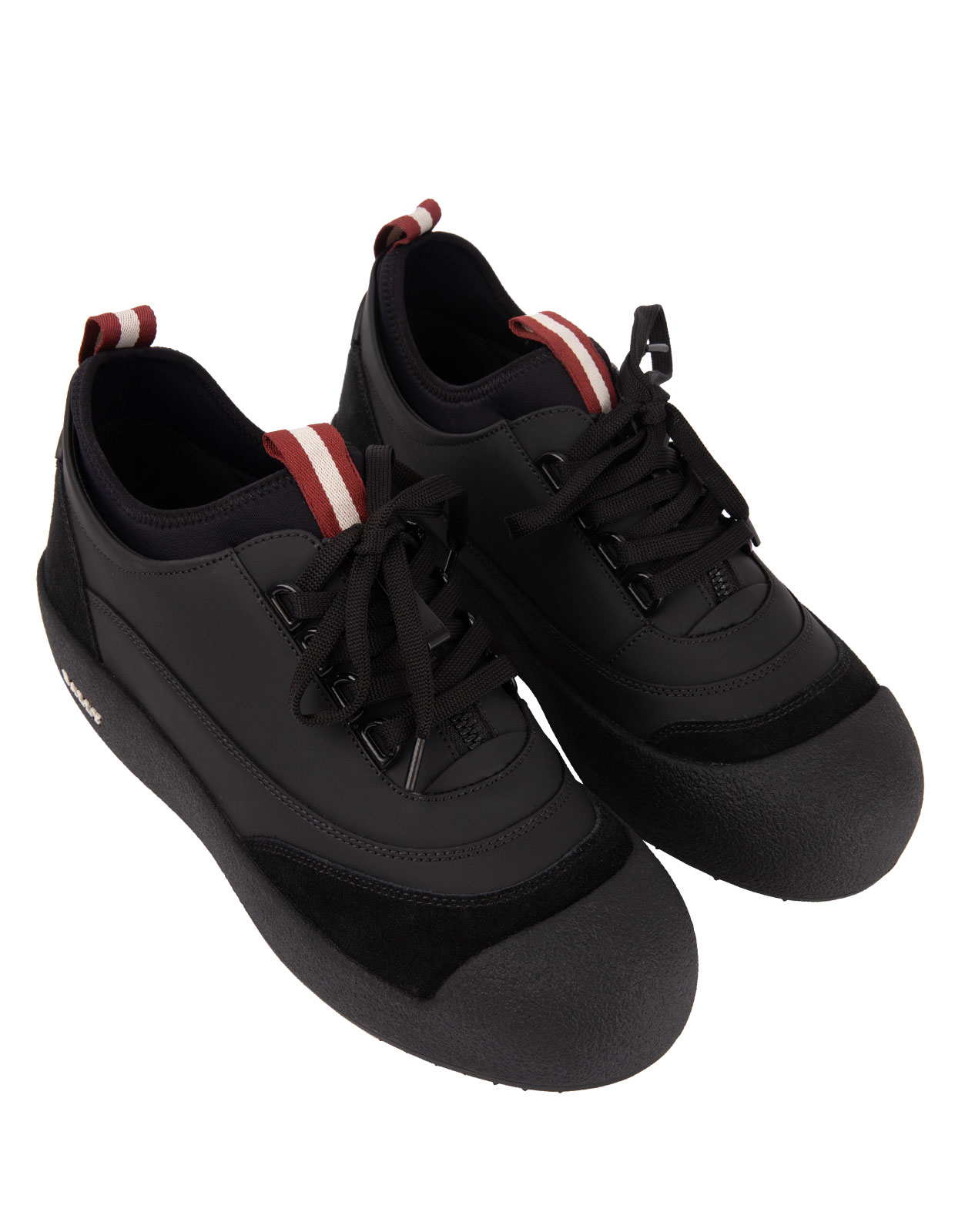 Cublon Curling Sneaker Black