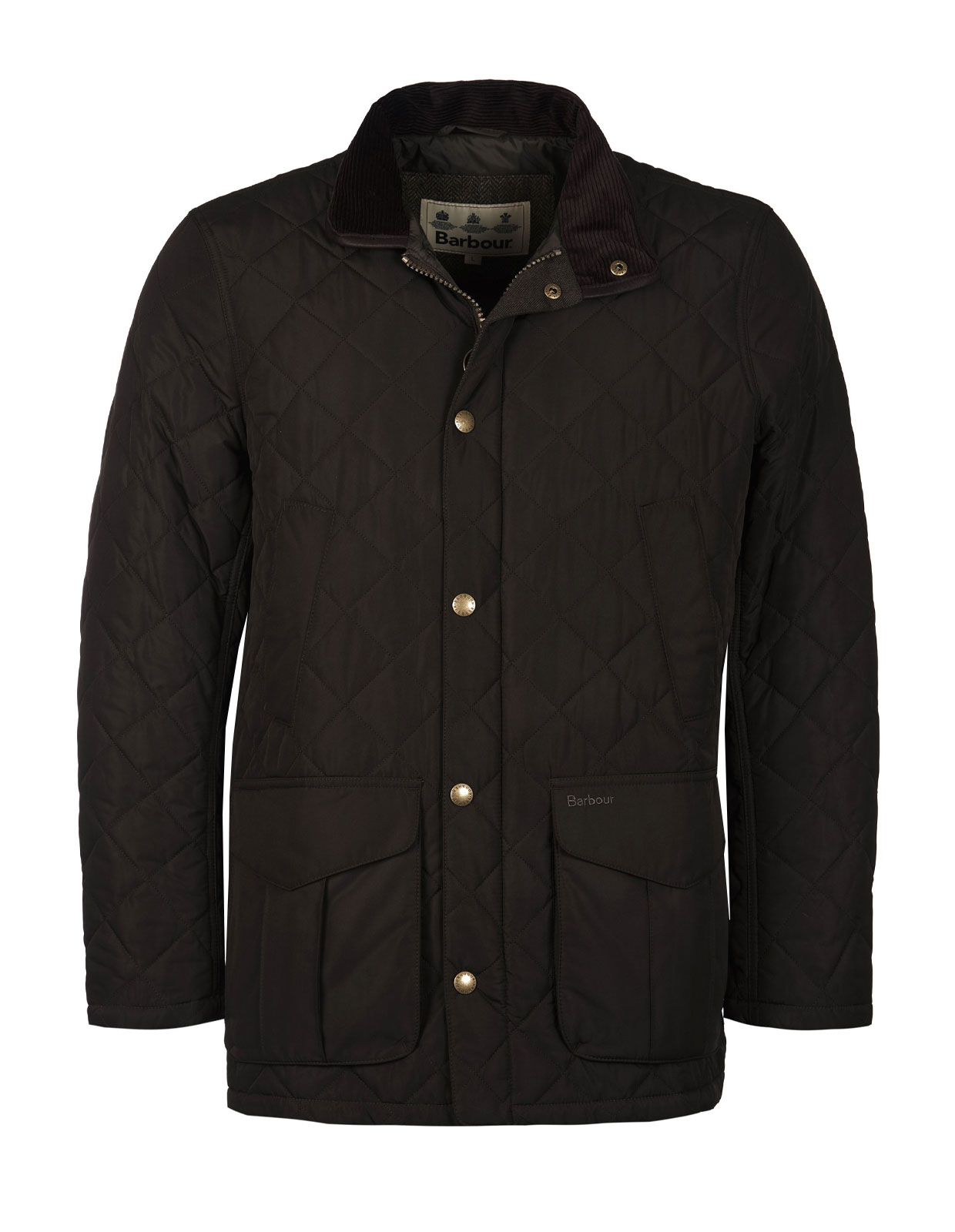 Men's Barbour Devon Jacket Olive