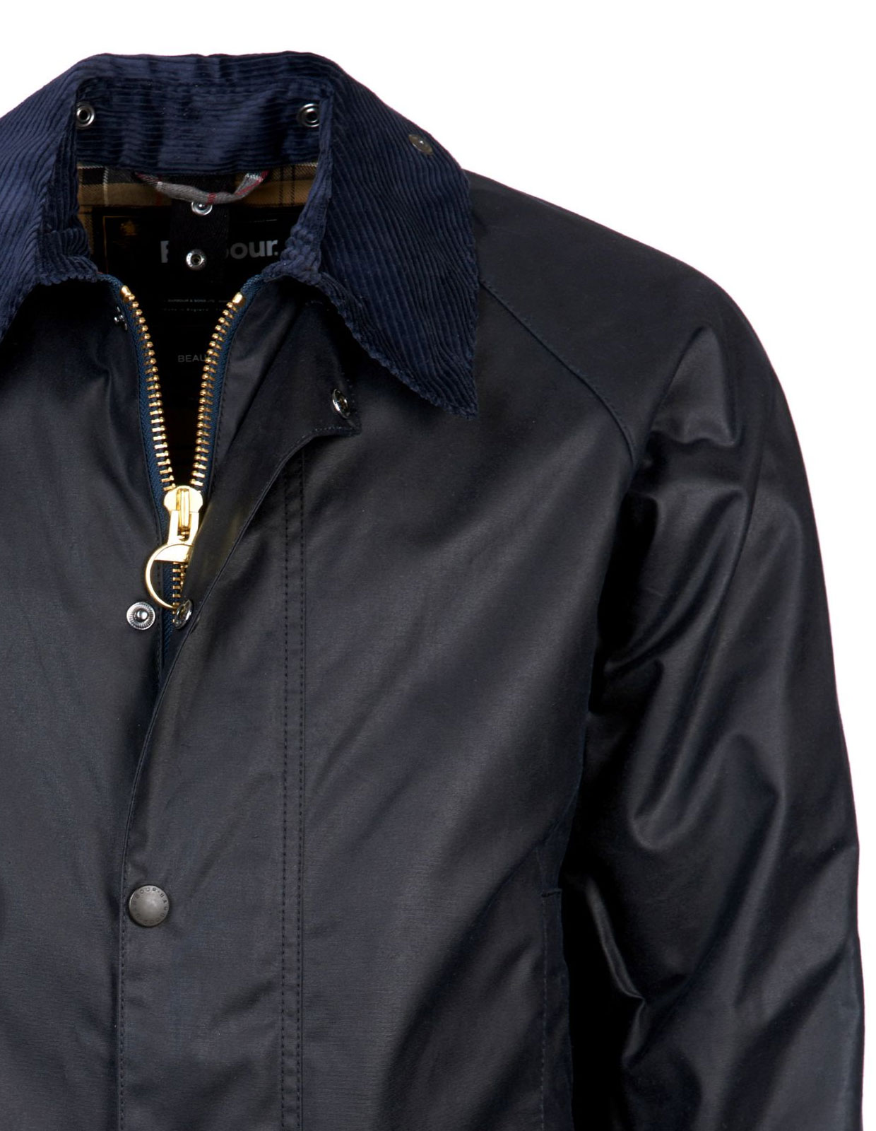 Beaufort Jacket Navy