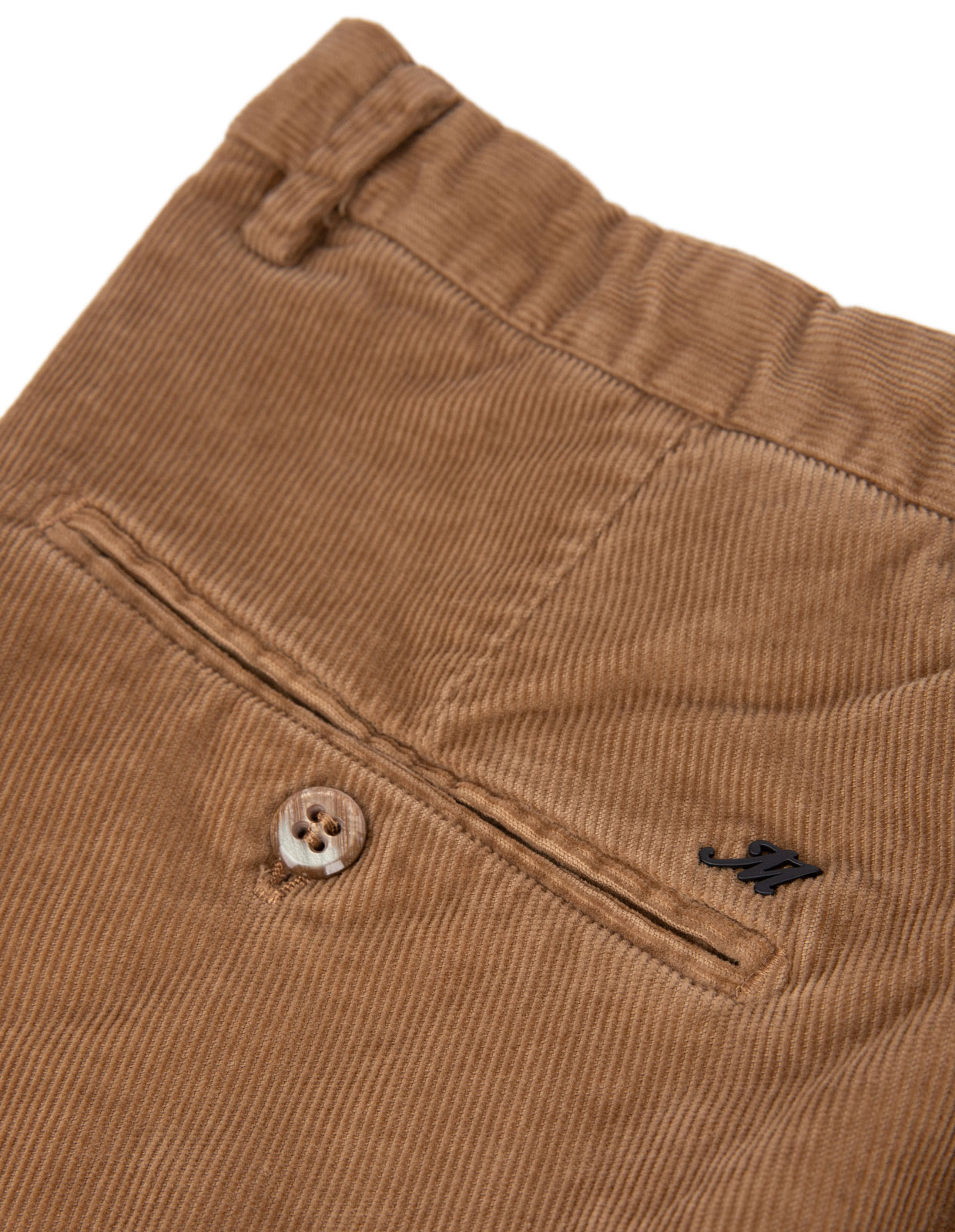 Milano Slim Chinos Manchester Stretch Beige