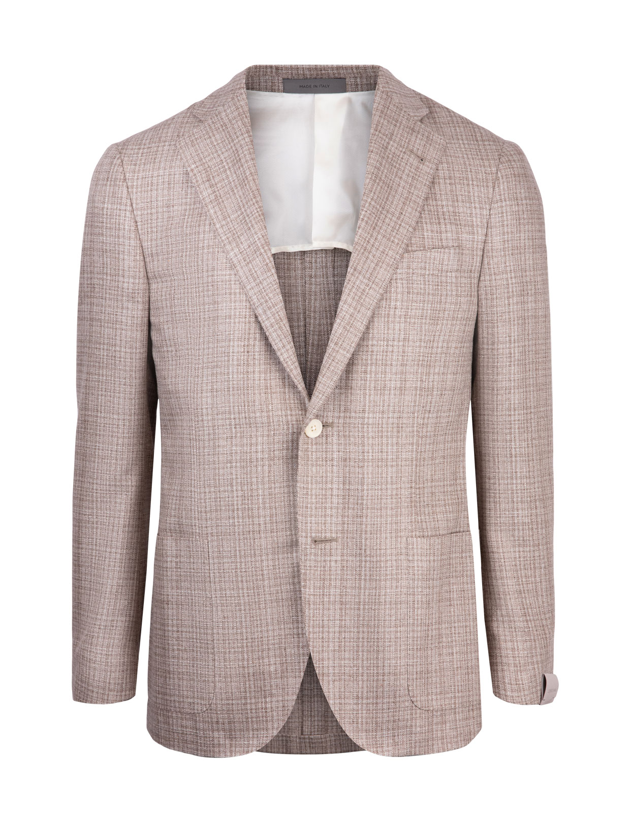 Gate Drop7 Blazer Silk Sand